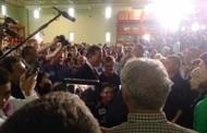 Santorum Makes Presidential Announcement in Cabot