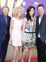 Little Big Town joins Taylor Swift in Pittsburgh