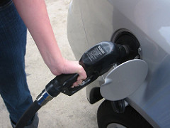AAA: Gas Prices Steady, But Eyes Are On Florence