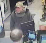 Butler City Police Seek Suspect